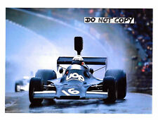 7x5 Photograph, Peter Revson UOP-Shadow DN3 Race of Champions Brands Hatch 1974