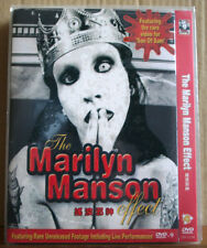"""The Marilyn Manson Effect"" DVD, 18SX"