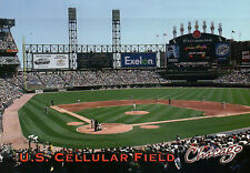 US Cellular Field, Chicago White Sox, IL, MLB, Baseball - 5 x 7 Stadium Postcard