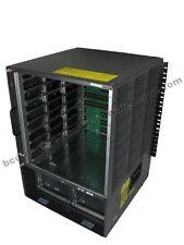 Cisco WS-C6509-E 9-Slot Chassis w/ Fan 6509-E 6509/6500 - 1 Year Warranty