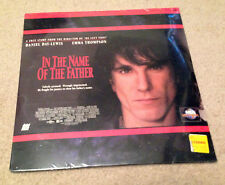 IN THE NAME OF THE FATHER- NEW RARE-FACTORY SEALED LASER DISC MOVIE-LETTERBOX