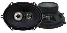 Lanzar VX 5inx 7in Car 6inx 8in Car Three-Way Speakers Pair