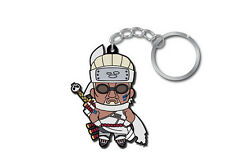 Naruto Rubber Key Chain Vol. 3 Killer Bee NEW