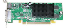 SFF DELL K4525 / 0K4525 ATI RADEON X300 SE 64MB PCIE DVI TV & DVI TO VGA ADAPTER