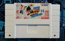 Super Bomberman Collection 1,2 & 3 (Super Nintendo, SNES) I II III English
