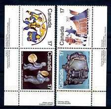 CANADA - 1979 -eschimesi: abitazioni e vita comunitaria ABA1000351