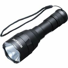 Revtronic F30B Ultra Powerful 800 Lumens Cree XM-L2 LED Rechargeable Flashlight