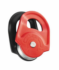 Rescue Pulley NFPA ( Red & Black ) by PETZL