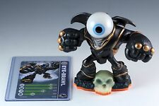 Skylanders Giants Eye-Brawl Figure Loose With Trading Stat Card