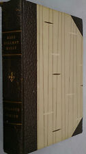 HANS HELLMUT KIRST.NUL-OTTE FEMTEN.NOVEL.LEATHER-GILT 1958,DANISH RARE
