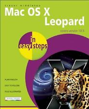 In Easy Steps: Mac OS X Leopard in Easy Steps : Covers Version 10. 5 by...