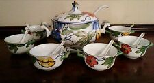 Jay & Sons Soup Tureen Set Complete and Pristine