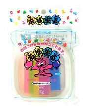 New Oyumaru Clay 7 stick set Reusable Mold Making Kit Japan