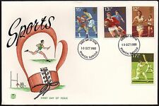 FDC - G.B. 1980 SPORTS - FIRST DAY COVER