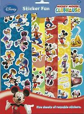 Mickey Mouse Clubhouse Sticker Fun Set - Party Supplies / Gifts / Favours