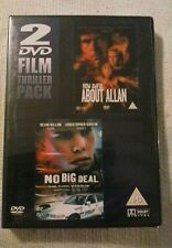 How Awful About Allan / No Big Deal (2 x film pack) Brand new still sealed.