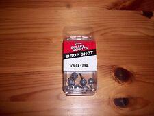 Bullet Weights 1/8 oz Drop Shot Weight Set - 7 Per Pack - NEW!