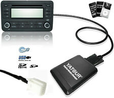 Auto Digital Media Changer iPod/iPhone Car Kit For Small 6+6 Toyota Lexus Scion