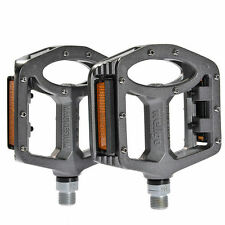 WELLGO Gray MG-1 MTB BMX DH Magnesium Cycling Bike Pedals Bicycle Pedals