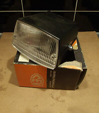 MEGA RARE GENUINE GARELLI HEADLIGHT HEAD LIGHT MOPED CEV ITALIAN NOS NEW MINT