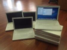 "Lot of 10 Apple Macbook 13"" C2D 2.0GHZ 160GB 2GB dvd/cdrw wifi 10.7 Lion"