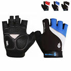 Breathable Cycling Gloves Bike Bicycle Riding GEL Pad Antiskid Half Finger Glove