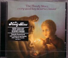 CD (NEU!) . MOODY BLUES - Every Good Boy Deserves Favour (dig.rem.+2 mkmbh