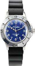 Man's Fashion VOSTOK Russian military Amphibian diver 200m. auto watch VA#120812
