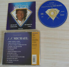 RARE CD THE VERY BEST OF JEAN-FRANCOIS MICHAEL 12 TITRES 1996 DIAMOND COLLECTION
