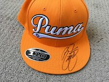 Rickie Fowler PGA  New Autographed Puma Golf Hat Ryder Cup masters Us Open