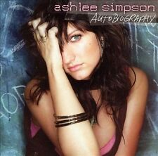 Autobiography 2004 by Ashlee Simpson