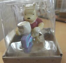 Disney Classic Winnie the Pooh Birthday Keepsake Cake Topper Figurine 5 th BD