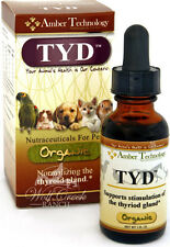 TYD - Supportst the Normal Daily Functions of the Thyroid 4 Pets  - 1 oz.