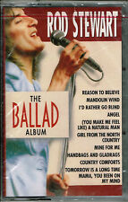 The Ballad Album by Rod Stewart (Cassette) BRAND NEW FACTORY SEALED