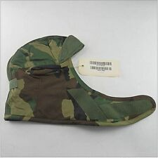 Cap  Hat - Woodland Camo Cold Weather Helmet Liner Size 6 3/4