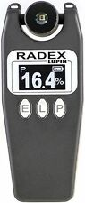 RADEX LUPIN Light Meter, Pulse meter and Lucimeter