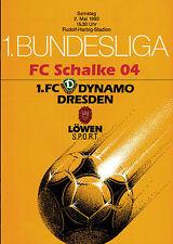 BL 91/92 Dynamo Dresden - FC Schalke 04, 02.05.1992