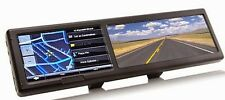 NAVIGATORE GPS 4.3 SPECCHIO RETROVISORE COMPLETO DI RADIO MP3 PLAYER