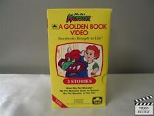 My Pet Monster A Golden Book Video 3 Stories VHS