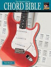 The Ultimate Guitar Chord Bible