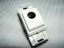 MEM DELTA CABLE FIXED INLET/OUTLET MODULE  240 VOLT AC POWER UP TO 10mm DIAMETER