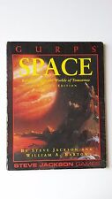 GURPS SPACE supplement Second Edition USED Steve Jackson Games