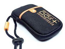 NEW Vanguard Beneto 6c Camera Pouch with Strap (Black/Orange) - Free UK Postage