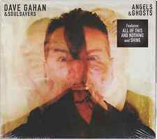 CD - Dave Gahan & Soulsavers NEW Angels & Ghosts (Sony Music) FAST SHIPPING !