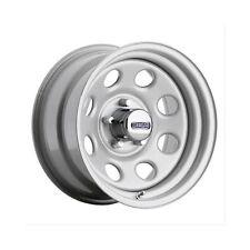 """Cragar Soft 8 Silver Wheel 16""""x7"""" 5x5.5"""" BC Set of 4"""