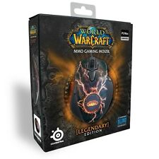 SteelSeries World of Warcraft Legendary MMO Gaming Mouse New