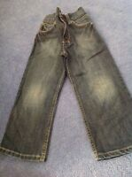Boys Next Straight Leg Jeans Age 4  Excellent Condition Hardly Worn