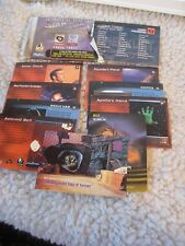 Star Trek Collector Cards Open Packs 17 Miscellaneous Cards
