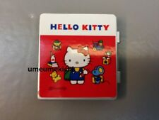 Re-ment dollhouse miniature color pencils case hello kitty sanrio licensed