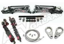 Houser A-arms Elka Long Travel Shocks Stage 5 Suspension MX Kit Yamaha YFZ450R
